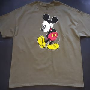 Mickey Mouse 2XL t-shirt